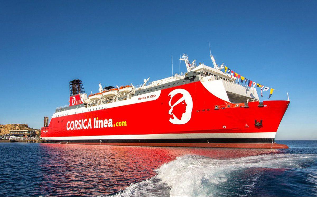 Corsica Linea - Moment entertainment