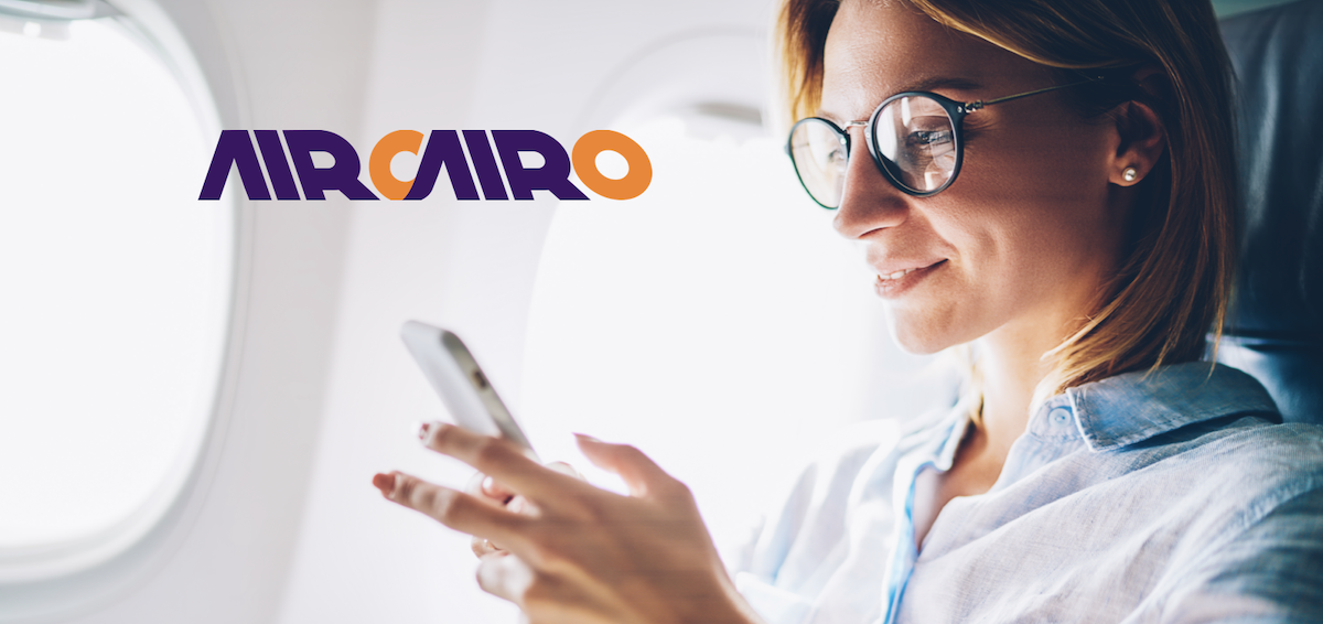 Moment provides Wireless IFE Solution aboard Air Cairo Fleet